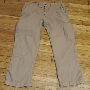 Men's American eagle relaxed pants 34 x 30